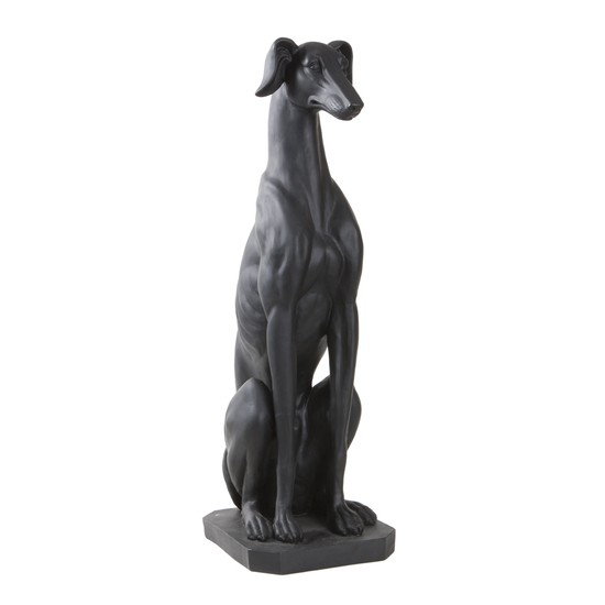 Greyhound - Windhund Figur