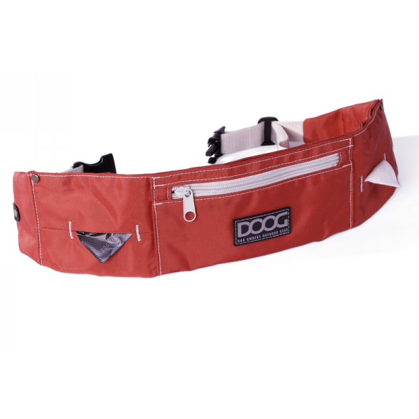 WALKIE BELT RED