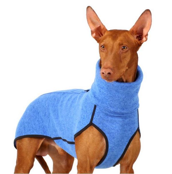 SDW | Kevin Jumper - Thermo-Pullover | Windhund-Mäntel | Windhunde ...